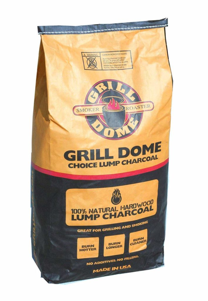 GRILL DOME CCL-20 Choice Lump Charcoal review